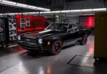 SEMA 2019 : Swap d'un V8 provenant d'une Chevrolet Corvette ZR1