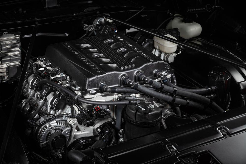 Chevrolet Moteur V8 ZR1 swap