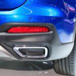 suv gs5 fausses sorties d'échappements Mondial de l'Auto Paris