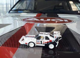 LEGO Audi Sport S1