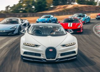Top Gear sportive 2018 avec Alpine au sommet