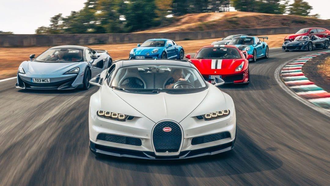 Voiture De Sport >> Voiture Sportive De L Annee Top Gear Choisit L Alpine A110