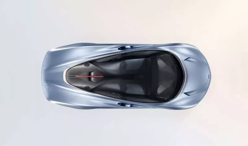 McLaren Speedtail (2019)