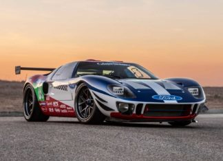 Superformance Future GT Forty SEMA