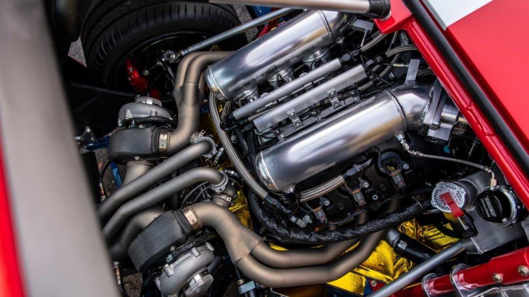 Moteur Superformance Future GT Forty SEMA