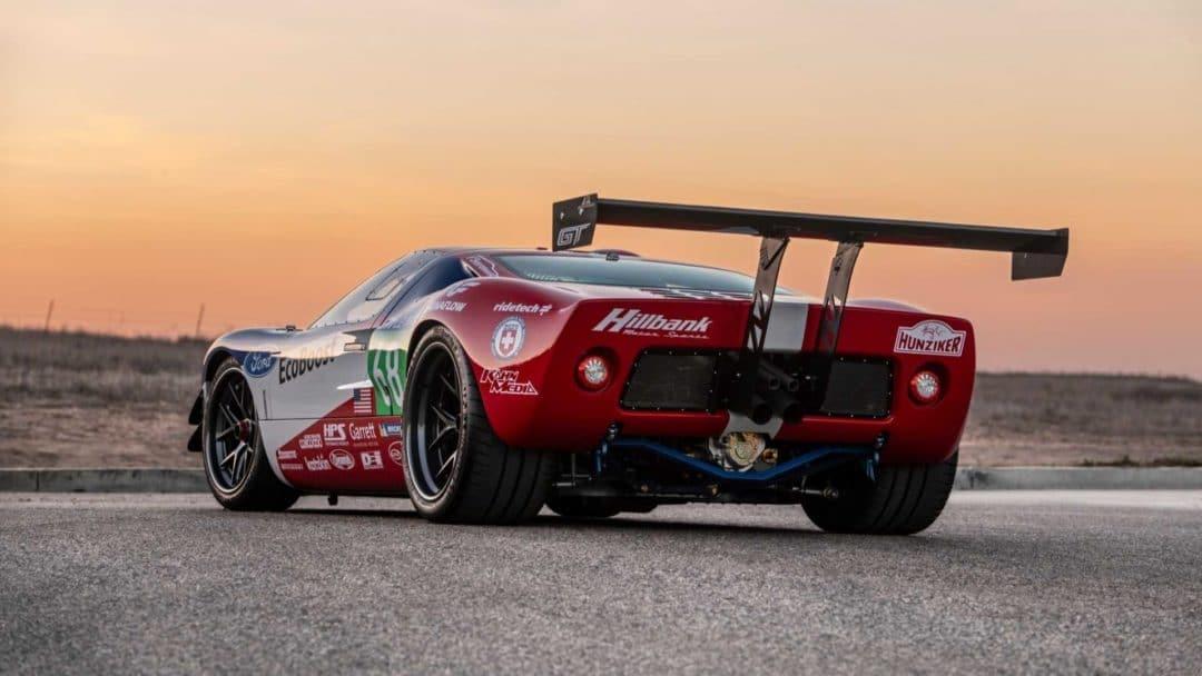 Arrière Superformance Future GT Forty