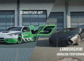 Audi RS3 électrique