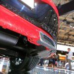 toyota fausses sorties d'échappements Mondial de l'Auto Paris