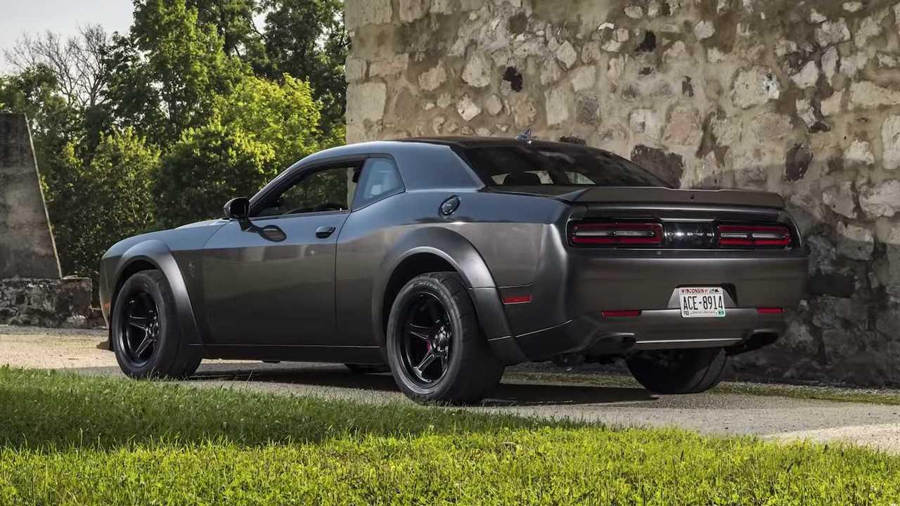 Dodge Demon Twin