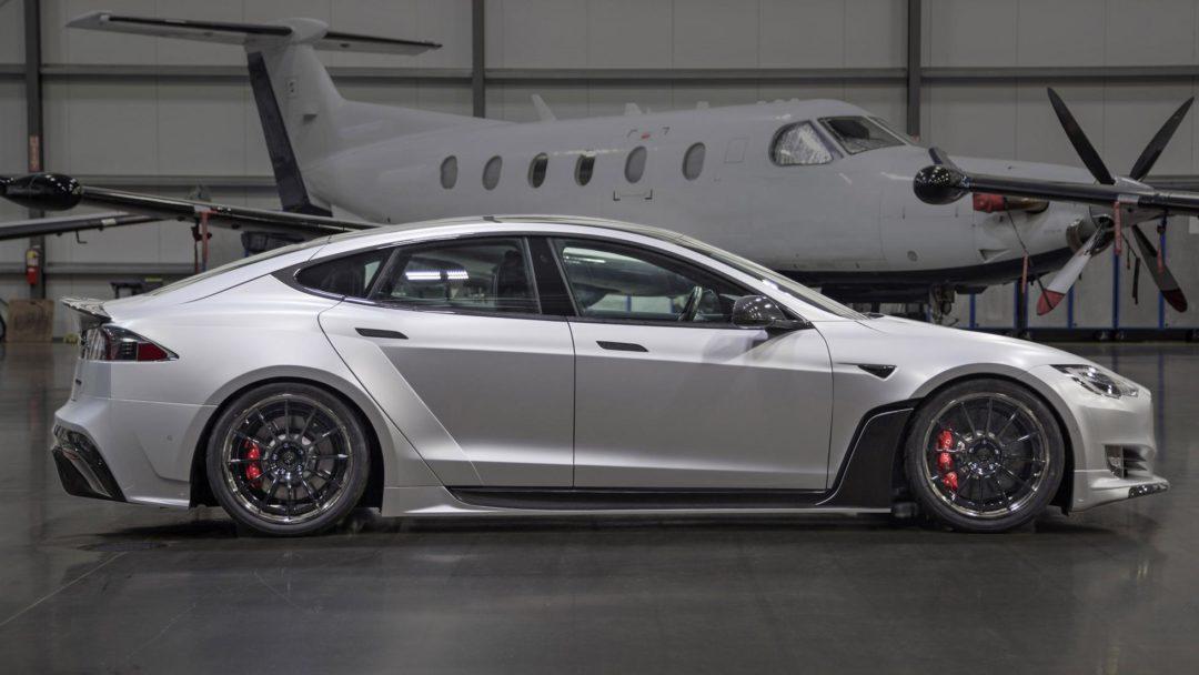 Tesla Model S SEMA 2018
