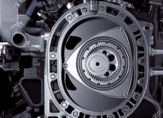 Moteur rotatif Mazda