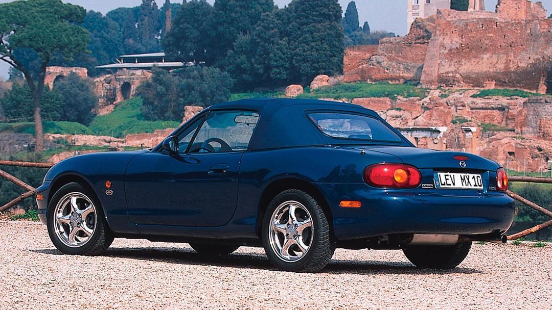 Mazda MX-5 NB (3)