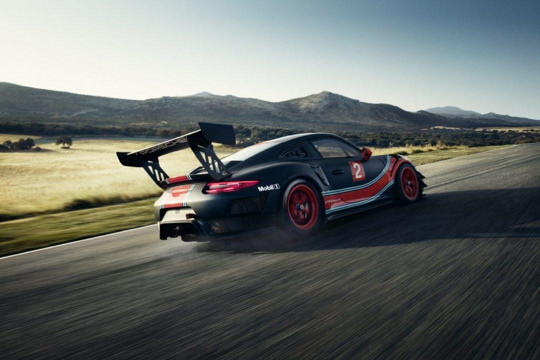 Nouvelle Porsche 911 GT2 RS Clubsport dévoilée au Salon de Los Angeles 2018
