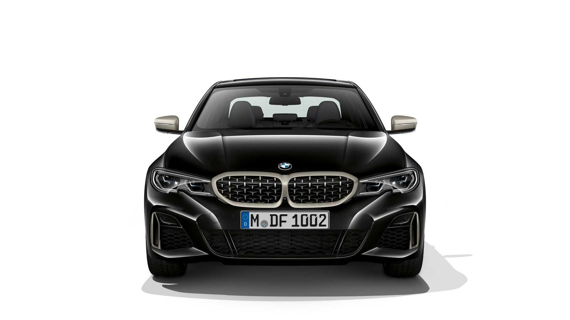 Avant BMW M340i et M340i xDrive