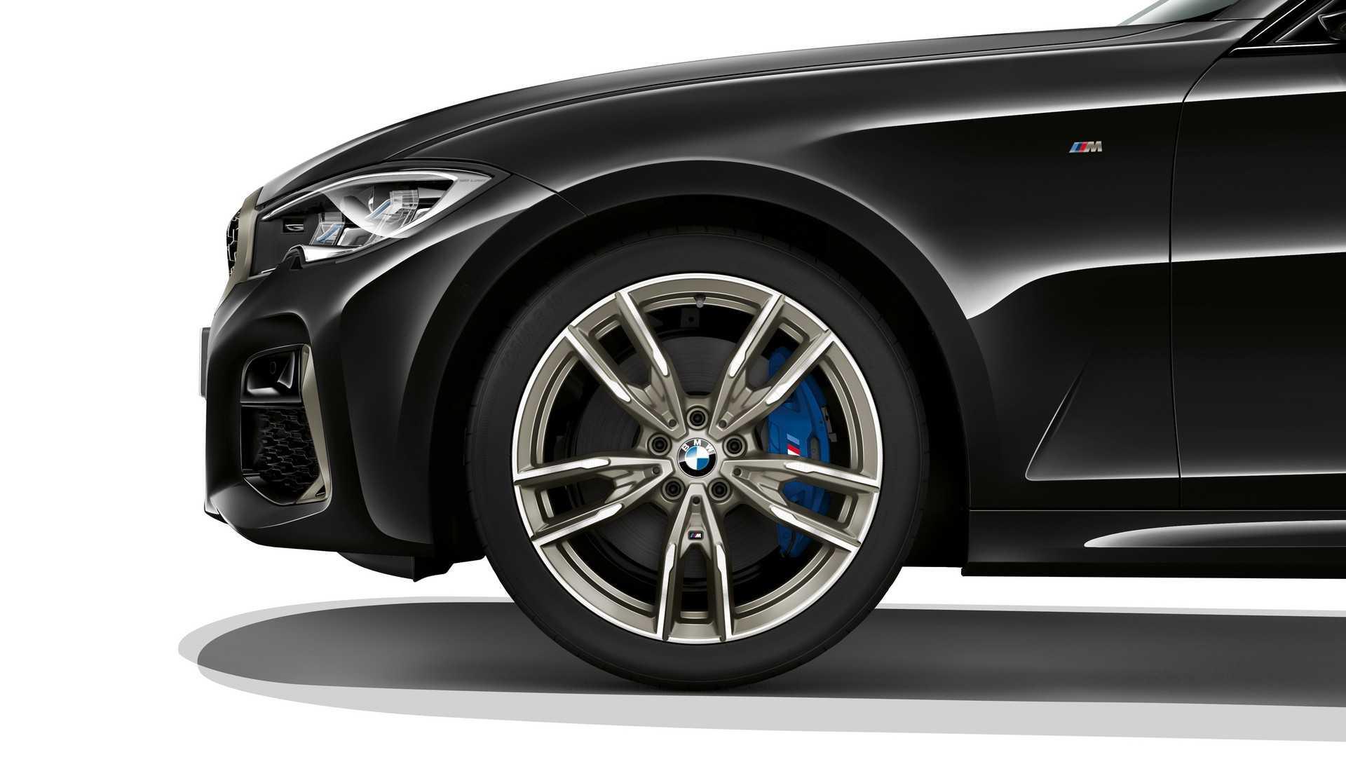 Jantes BMW M340i et M340i xDrive