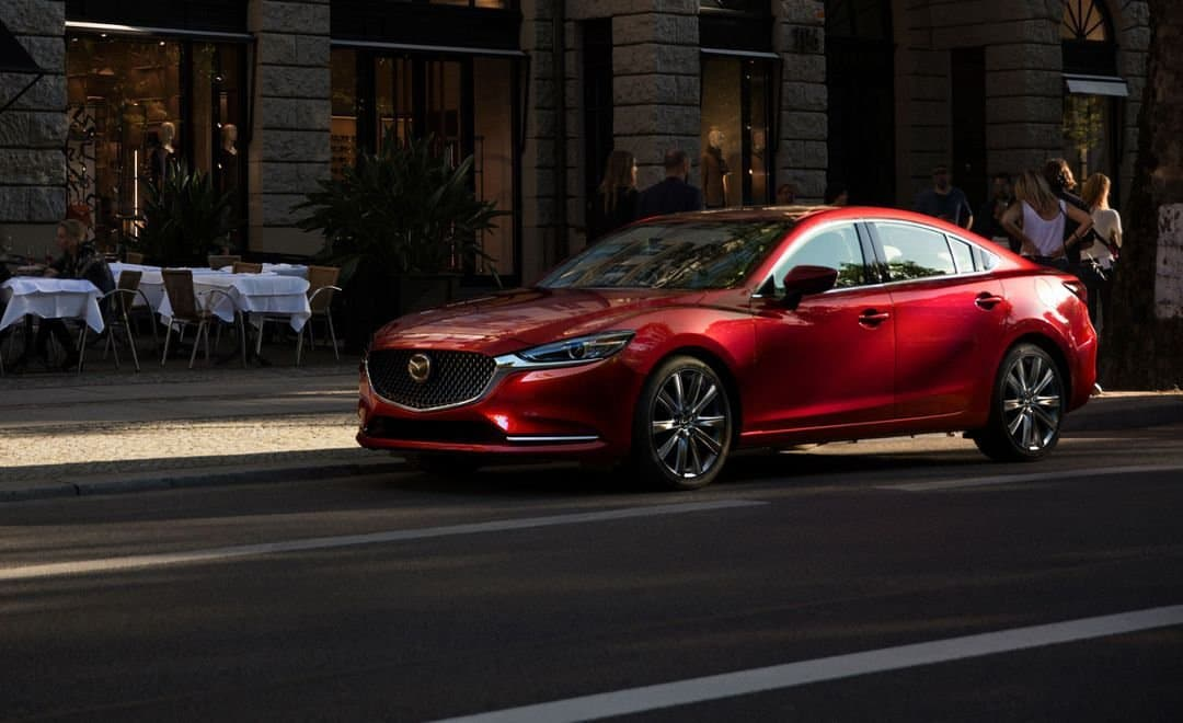 Automobile : Mazda 6