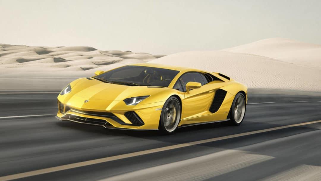 Lamborghini : roues arrière directrices