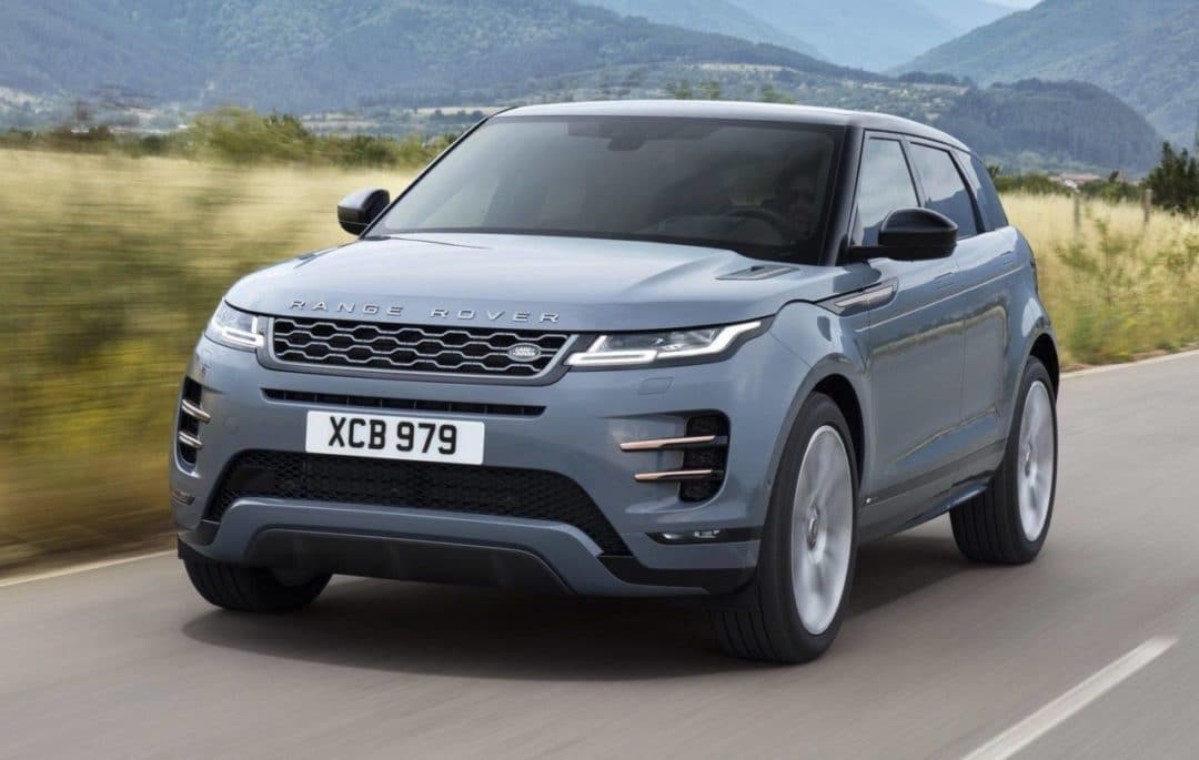 Salon de Los Angeles 2018 : Nouveau Land Rover Range Rover Evoque (2019)