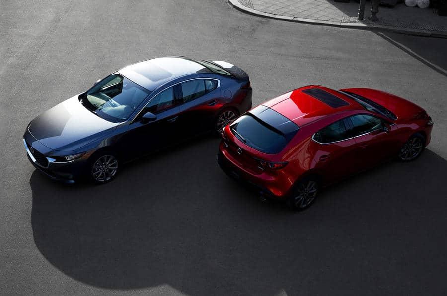 Nouvelle Mazda 3 (2019)