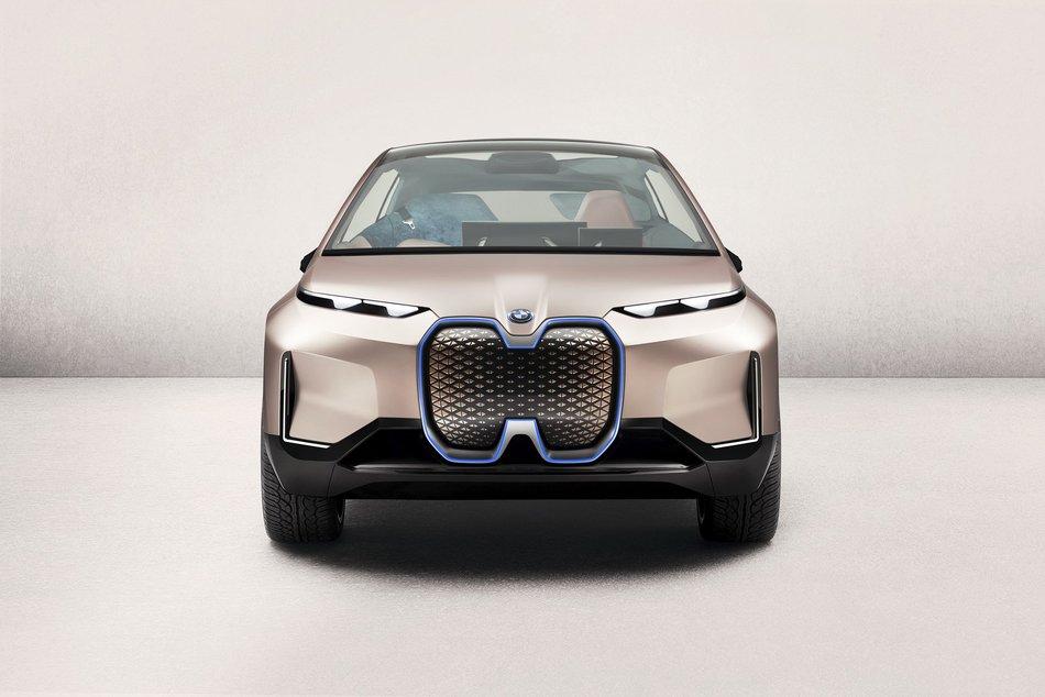 BMW iVision Next Concept