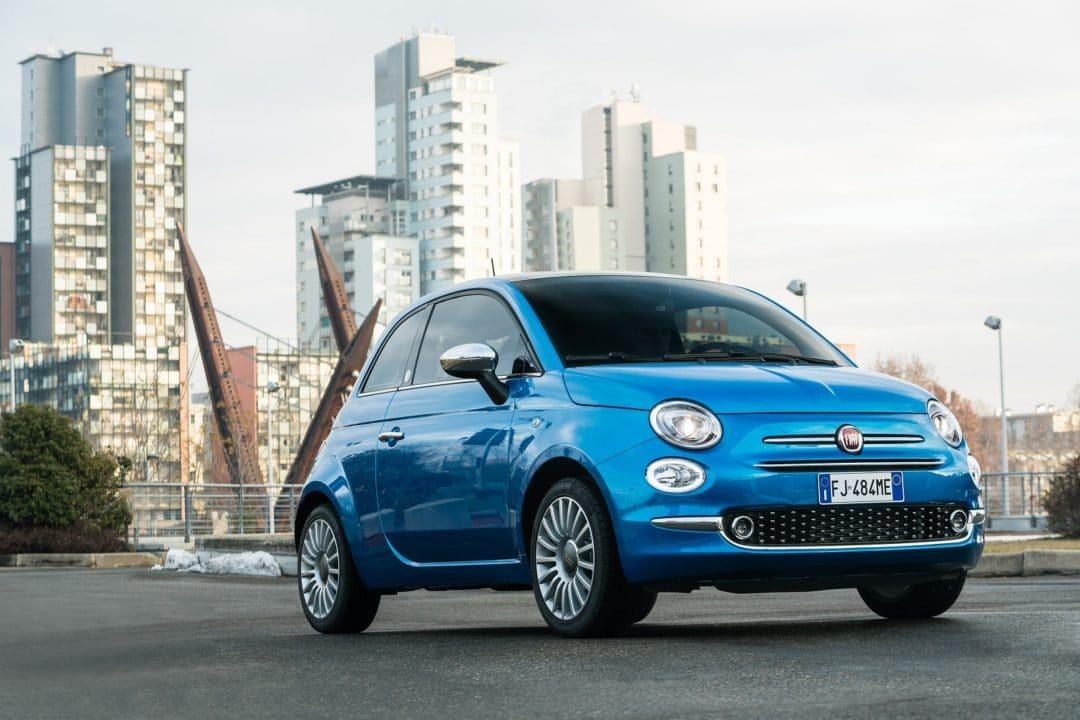 Automobile : Fiat 500