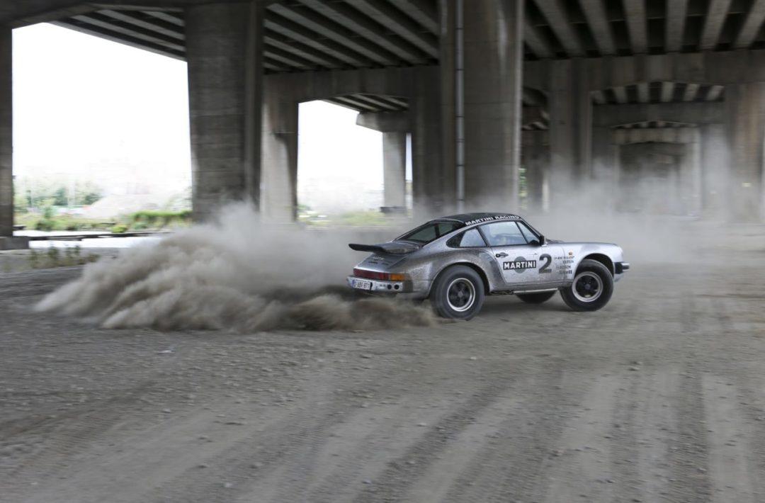 Porsche 911 Safari SUV