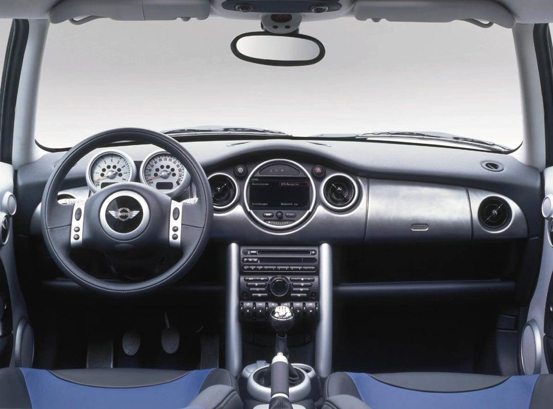 Mini Cooper S R53 (2)