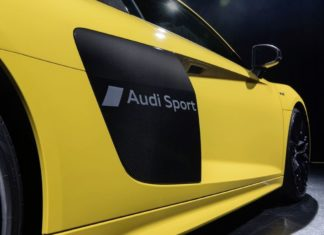 Audi Exclusive peinture