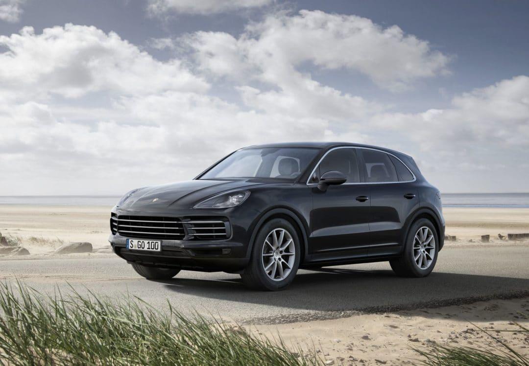 Porsche : roues arrière directrices