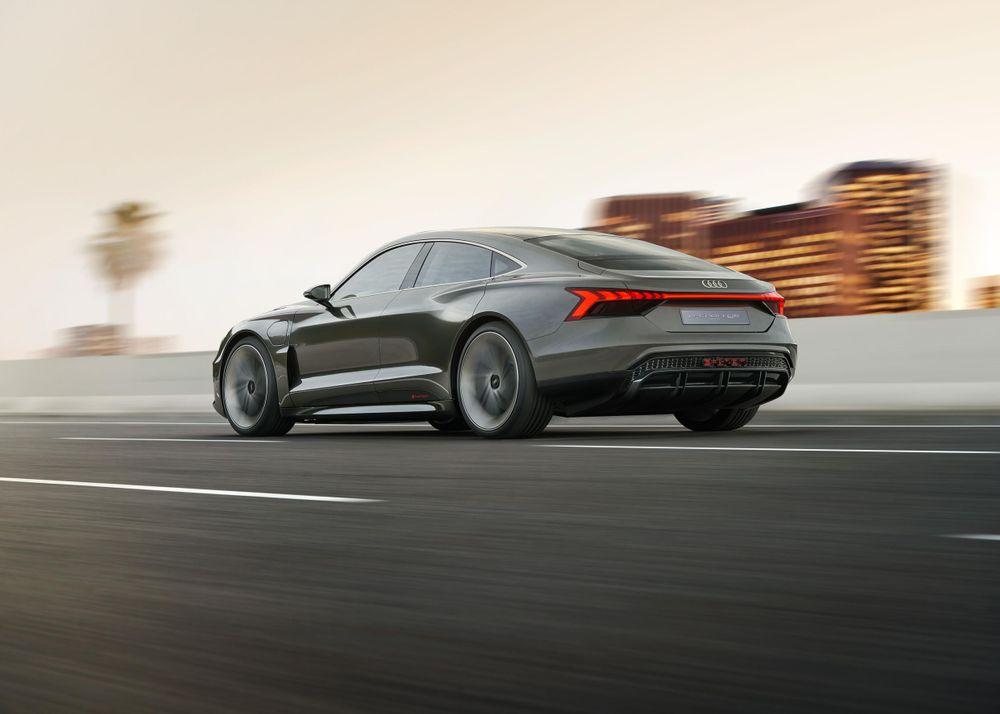 Audi e-tron GT (2020)