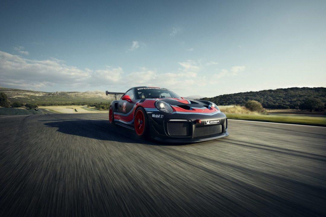 Nouvelle 911 GT2 RS Clubsport