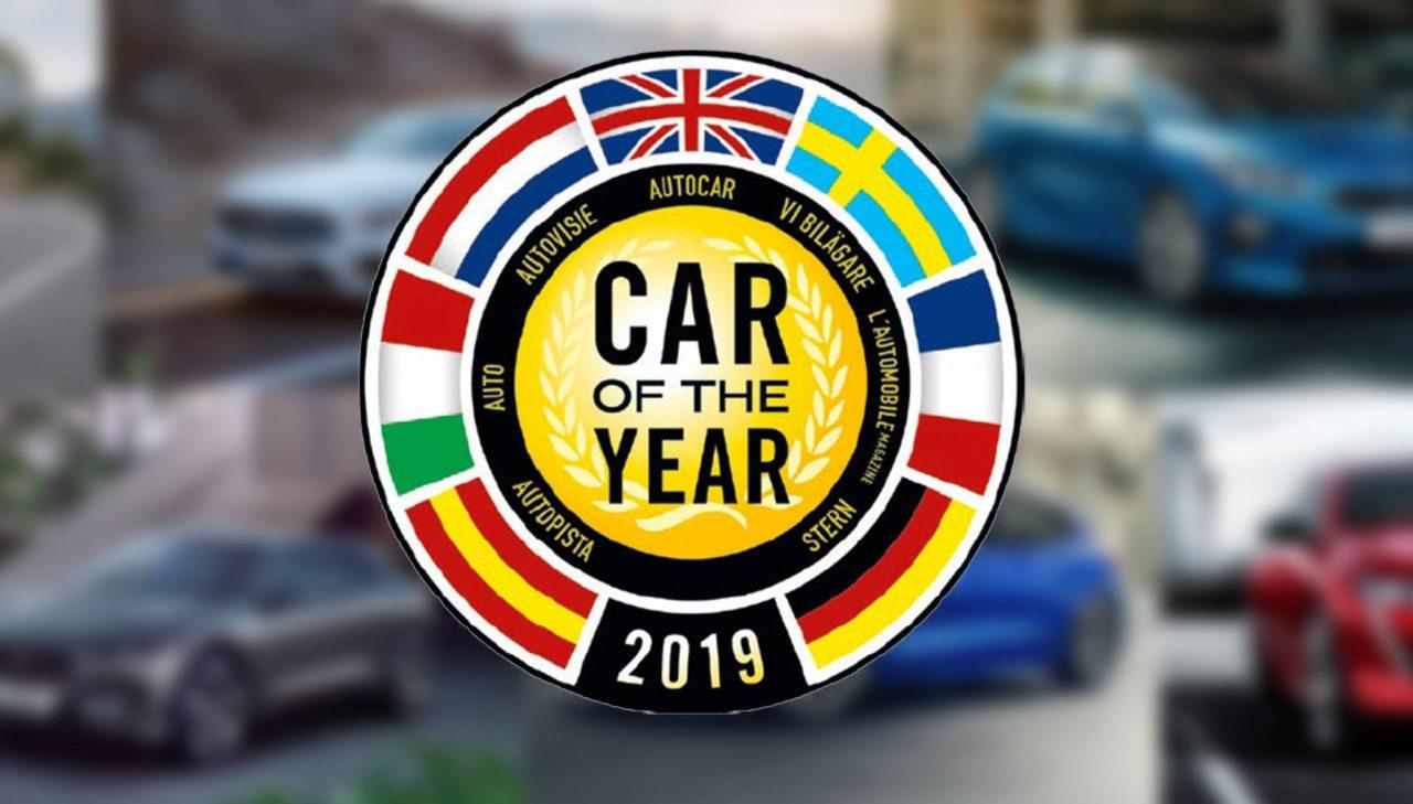 Voiture de l'année 2019 : Les sept finalistes