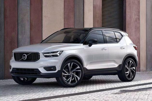Volvo XC40 - le gagnant de l'édition 2018