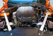Kia Stinger GT Federation