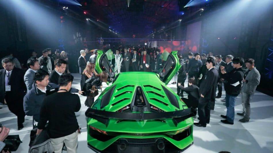 Présentation de la nouvelle Aventador SVJ (1)