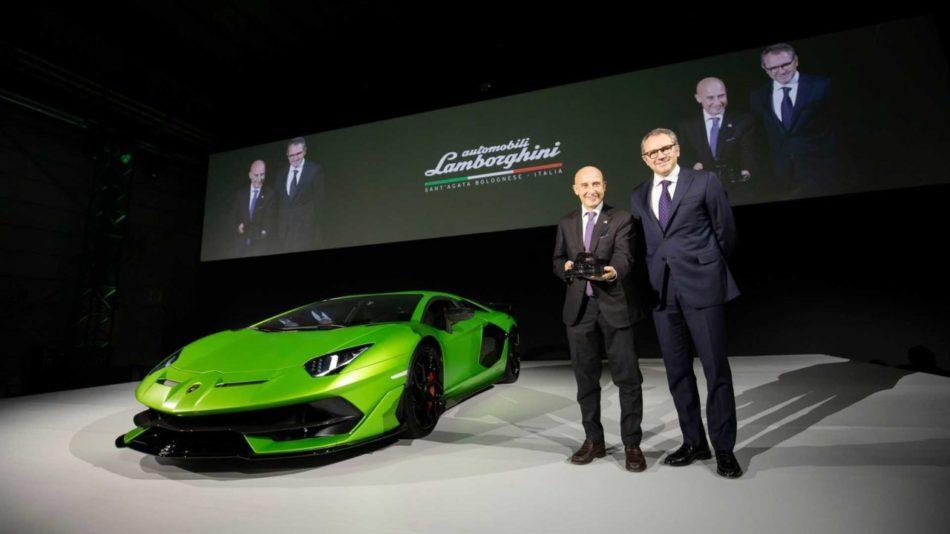Présentation de la nouvelle Aventador SVJ (3)