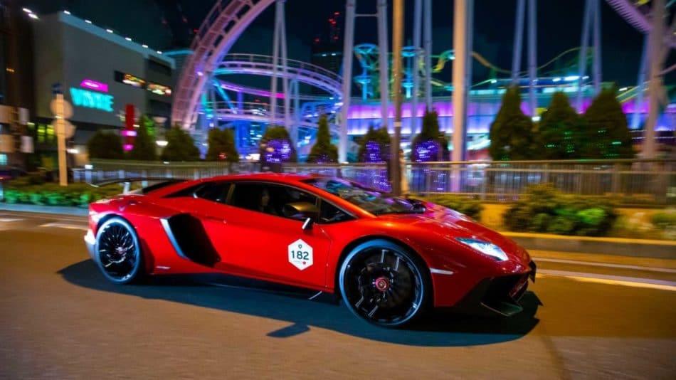 Lamborghini Day Japan