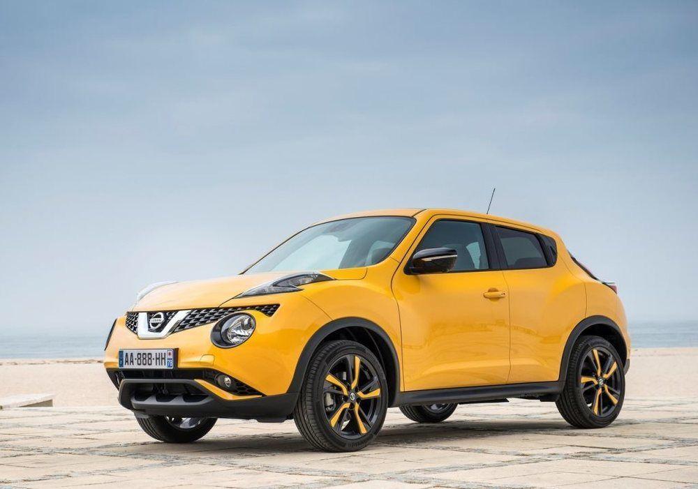 Automobile : Nissan Juke