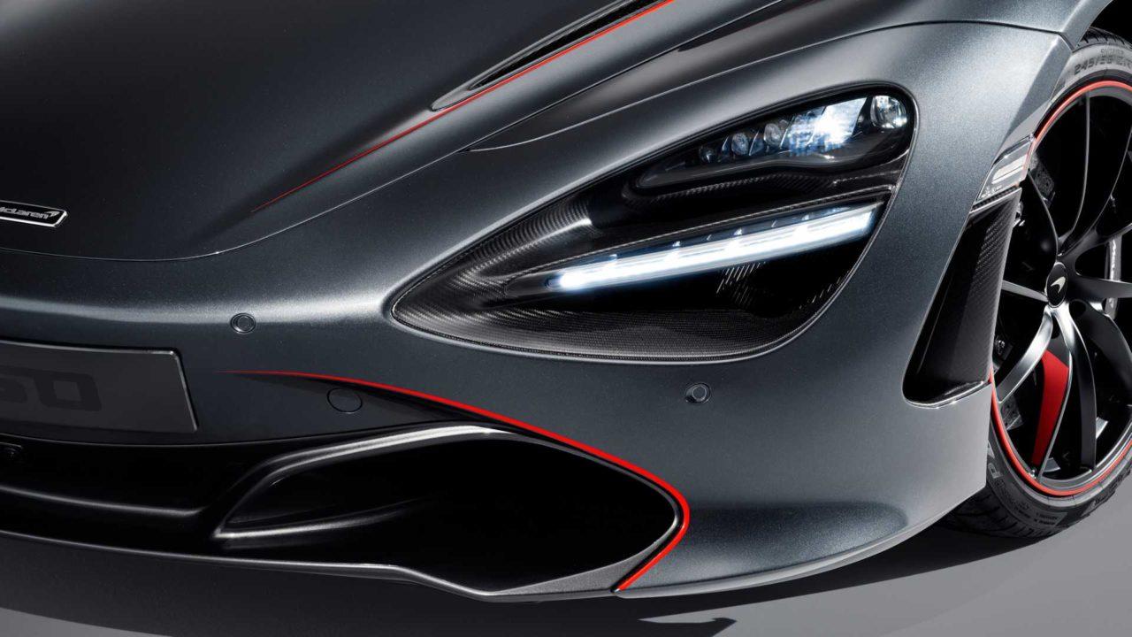 McLaren MSO 720S Stealth