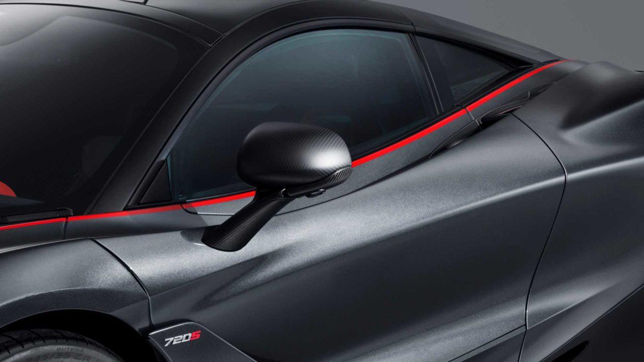 Nouvelle McLaren MSO 720S Stealth