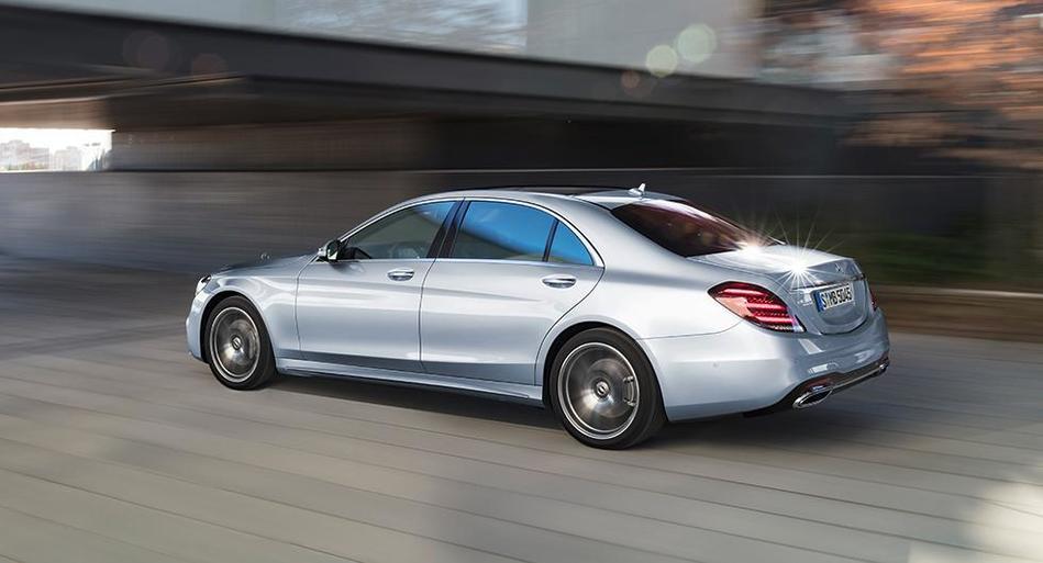 Mercedes vitres teintées