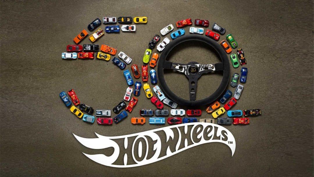 Volant MOMO pour les 50 ans de Hot Wheels