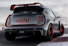 Arrière Mini John Cooper Works GP Concept