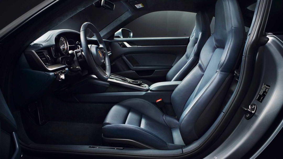 Interieur Nouvelle Porsche 911 (992) (1)