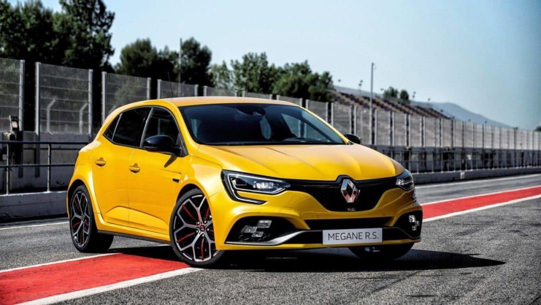 Ouverture des commandes et prix de la Renault Mégane RS Trophy 300