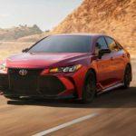 Toyota Avalon TRD 2019