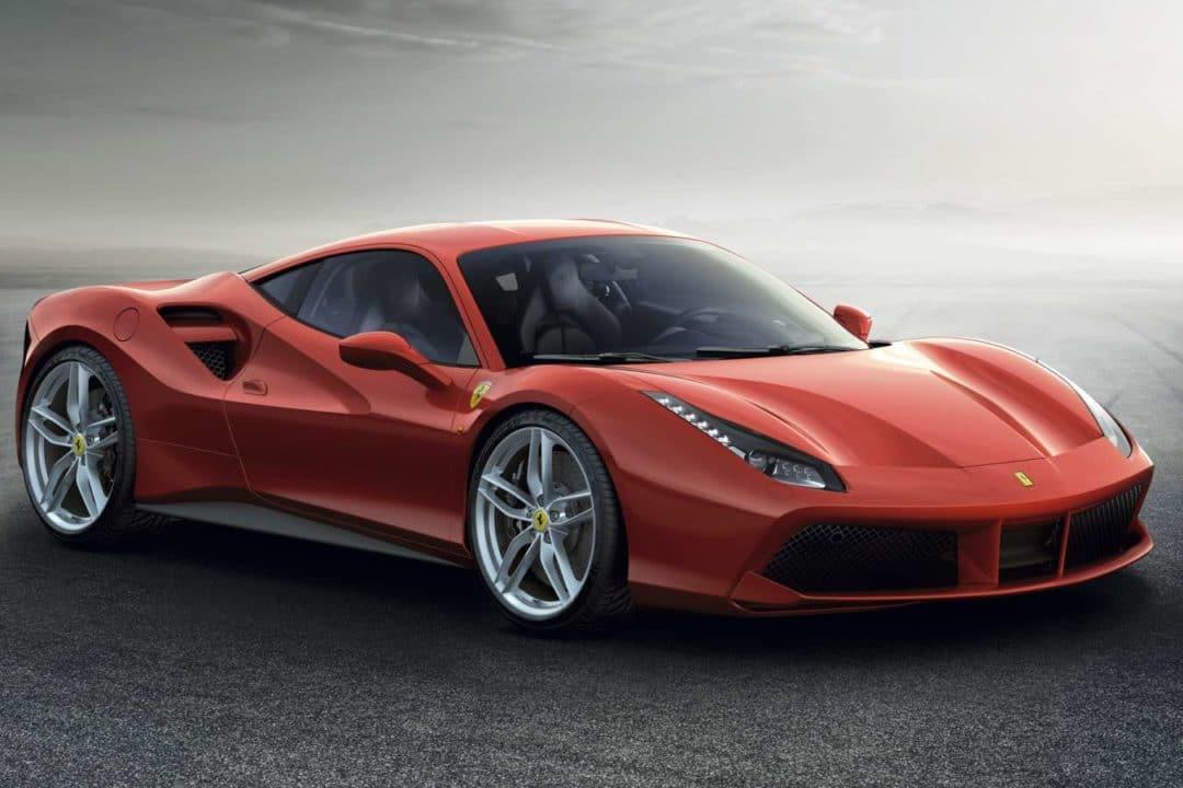 Une remplaçante de la Ferrari 488 GTB dès Genève ?