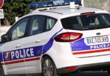 Voiture de police Ford