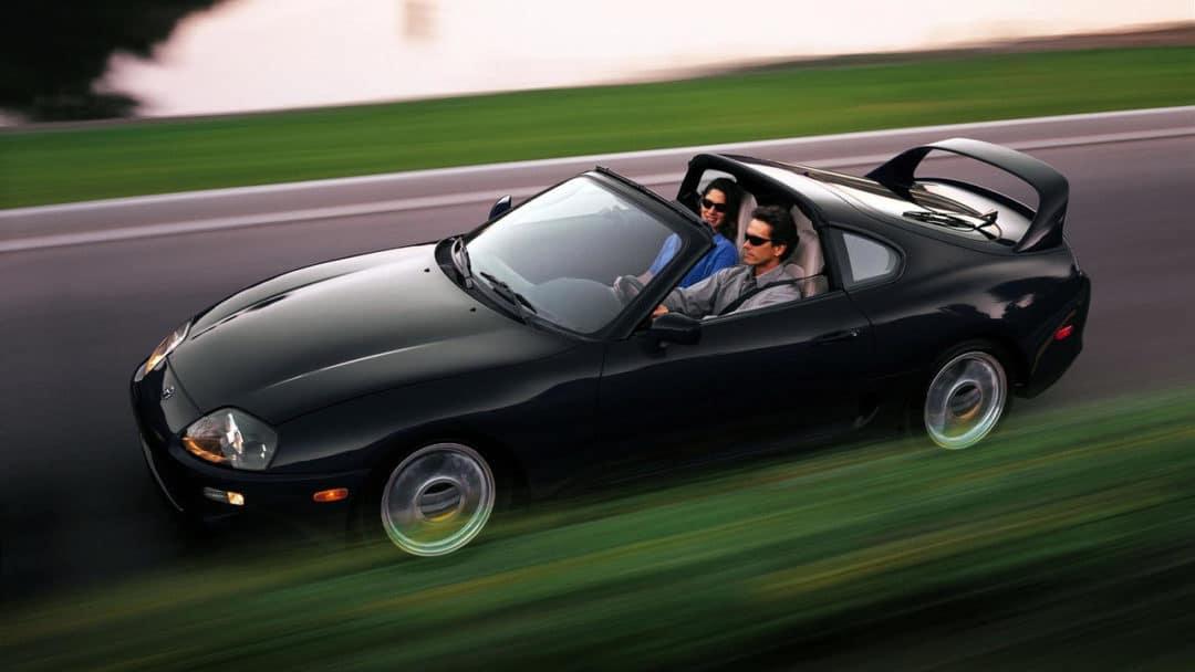 Toyota réfléchit à décliner à Supra en cabriolet