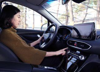 Hyundai offre en 2019 à son Santa Fe la possibilité d'ouvrir et de démarrer grâce à l'empreinte digitale du propriétaire